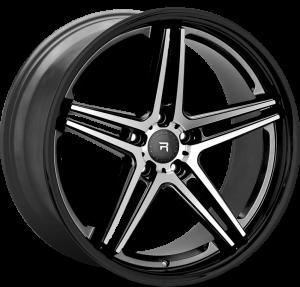 R-SERIES R4 Black Polish