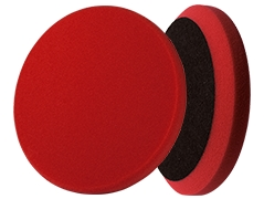 Menzerna Heavy Cut Foam Pad Red 180mm VAAHTOMUOVILAIKKA