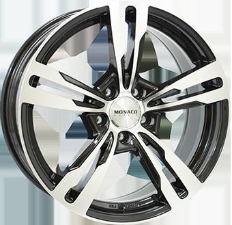 MONACO GP4 Gloss Black / Polished