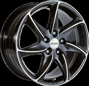 RONAL R51 Gloss Black / Polished