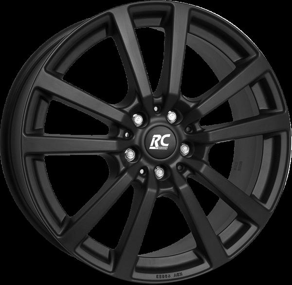 BROCK RC25T Black Matt