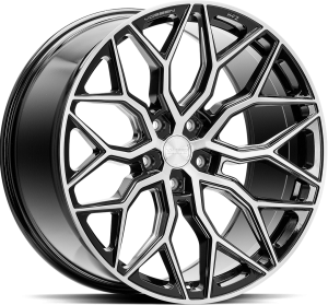 VOSSEN HF2 Brush Gloss Black