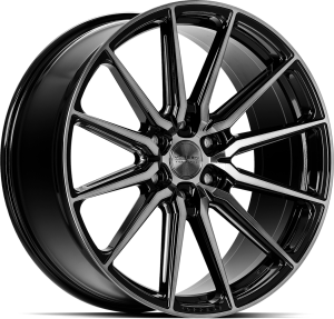 VOSSEN HF6.1 Tinted Gloss Black