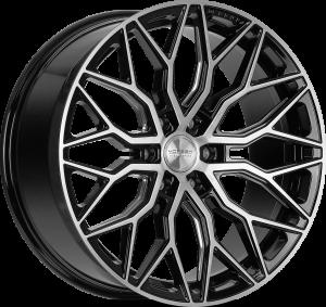Vossen HF63 Brushed Gloss Black