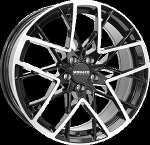 MONACO GP9 Gloss Black / Polished